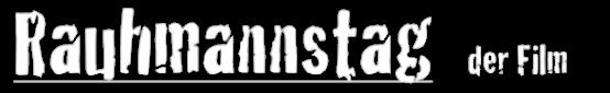 Rauhmannstag Logo